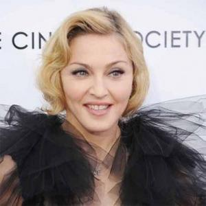 Madonna Cries For Mother At W.e. Premiere