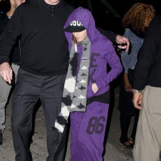 Madonna Celebrates Yom Kippur In New York