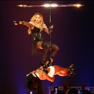Madonna: The Pope would love my shows