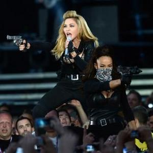 Madonna: Guns Are Metaphorical