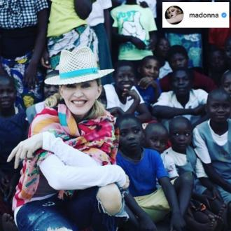 Madonna to build four schools in Malawi in 2018