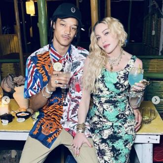 Madonna parties in Jamaica for 62nd birthday