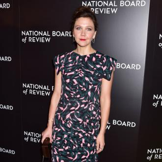 Maggie Gyllenhaal won't talk about sexism on the red carpet