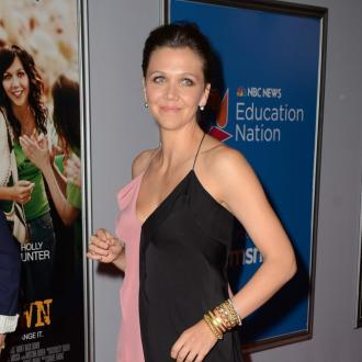 Maggie Gyllenhaal Halted Filming To Breastfeed
