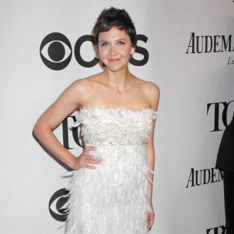 Maggie Gyllenhaal Gushes About Husband