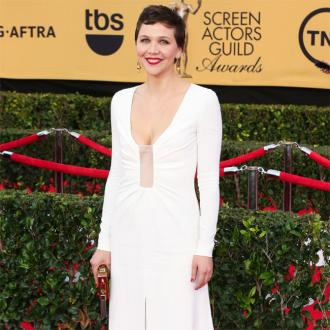 Maggie Gyllenhaal worried about exposing her breasts at the SAGs