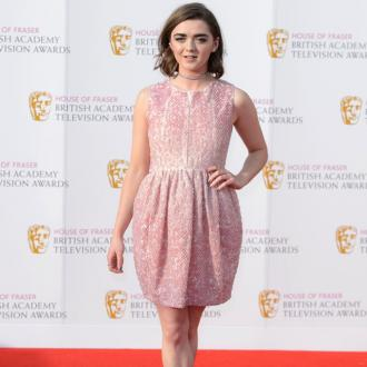 Maisie Williams Worries About Spilling Game Of Throne Secrets