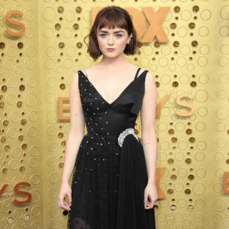 Maisie Williams feared fashion judgement