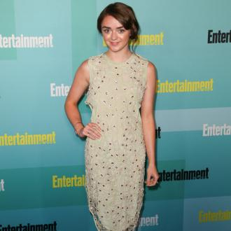 Maisie Williams likes having breaks from limelight
