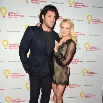 Maksim Chmerkovskiy and Peta Murgatroyd tie the knot
