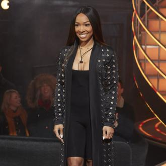 Malika Haqq will reveal baby's father's identity 'eventually'