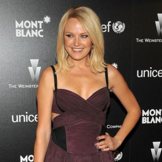 Malin Akerman is focusing on motherhood