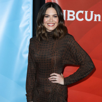 Mandy Moore's five minute face