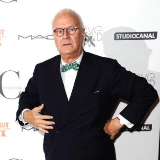 Manolo Blahnik thinks a persons' 'maintenance' is imperative