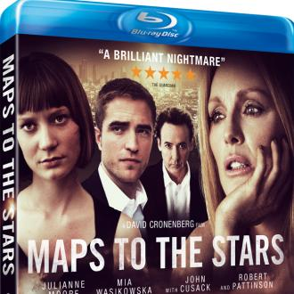 Robert Pattinson says Maps to the Stars 'defies genre'