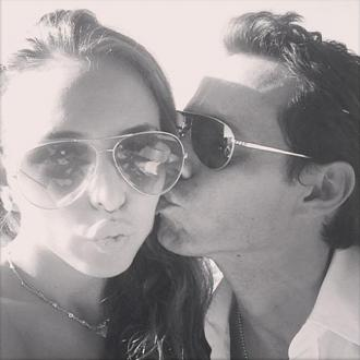 Marc Anthony And Chloe Green Rekindle Relationship