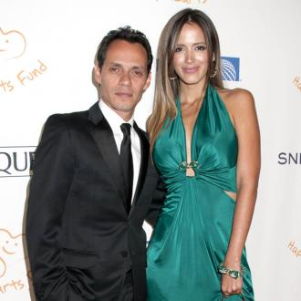 Marc Anthony splits from wife?