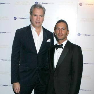 Marc Jacobs And Robert Duffy For Superstar Award