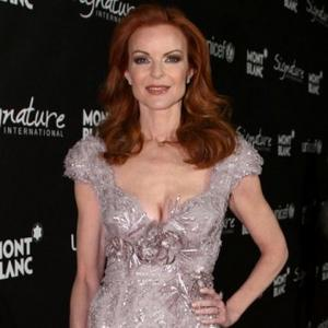 Marcia Cross Ready To Be 'Hands-on' Mother