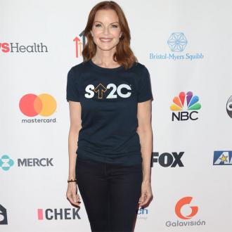Marcia Cross saved by check-up
