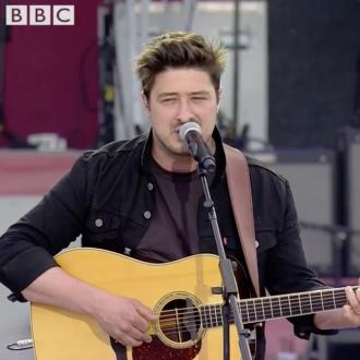 Marcus Mumford Holds Minute's Silence At One Love Manchester