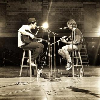 Marcus Mumford And Justin Young Collaborate