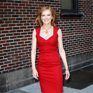 Marg Helgenberger Bids Final Farewell To Csi