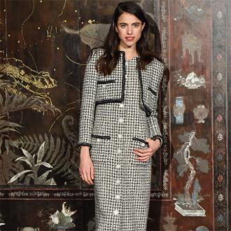 Margaret Qualley's lessons in cool