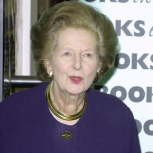 Margaret Thatcher Becomes Hair Trendsetter