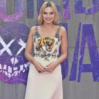 Margot Robbie 'tattoos wedding date on close friends'