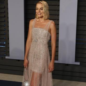Margot Robbie's drunken night