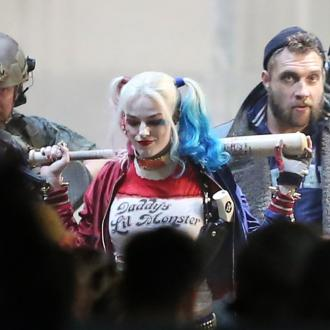 Margot Robbie Fell Out Of Helicopter On Suicide Squad
