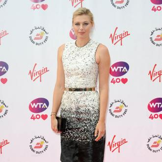 Maria Sharapova planning fashion and beauty lines
