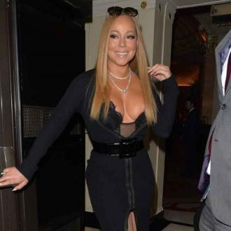 Mariah Carey's space cake celebration