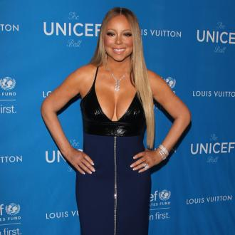 Mariah Carey performs live for the first time since her New Year's Eve show