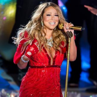 Mariah Carey jokes about her record-breaking achievement