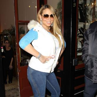Mariah Carey Demands Ali G Dvd During Massage