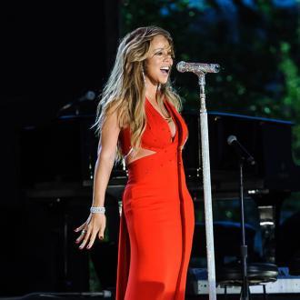No High Heels For Mariah Carey