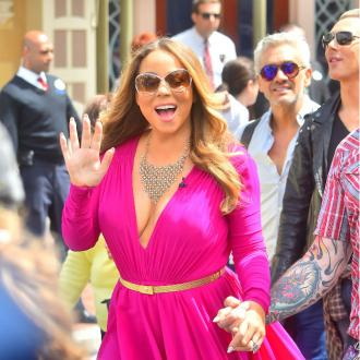 Mariah Carey's Shoe Closet Is Her 'Favourite Room'