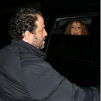 Mariah Carey Treats Brett Ratner Like Her Brother