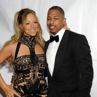 Nick Cannon sleeps over at ex Mariah Carey's house
