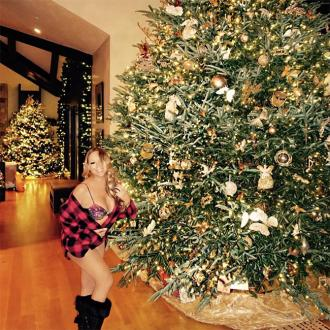 Mariah Carey's Christmas Plans