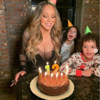 Mariah Carey feels 'eternally 12'