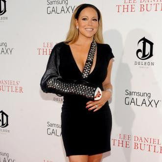 Mariah Carey: Shoulder Injury As Painful As Child Birth