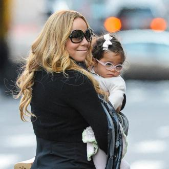 Mariah Carey Loves Motherhood