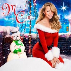 Mariah Carey Unwraps Christmas Lp