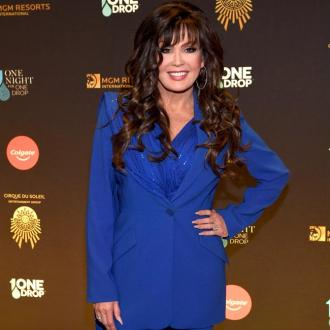 Marie Osmond chips her kneecap ahead of final Las Vegas show