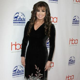 Marie Osmond 'Starved' Herself During Teen Years