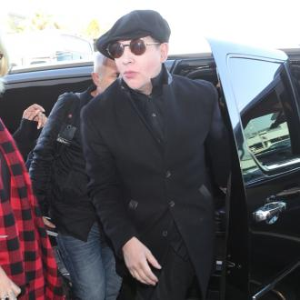 Marilyn Manson thanks fans after collapse