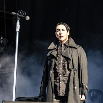 Marilyn Manson 'worries' about pandemic's mental health impact